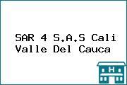 SAR 4 S.A.S Cali Valle Del Cauca