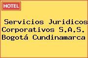 Servicios Juridicos Corporativos S.A.S. Bogotá Cundinamarca