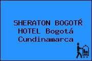 SHERATON BOGOTÀ HOTEL Bogotá Cundinamarca