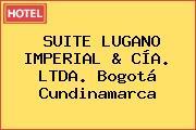 SUITE LUGANO IMPERIAL & CÍA. LTDA. Bogotá Cundinamarca