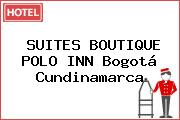 SUITES BOUTIQUE POLO INN Bogotá Cundinamarca