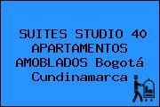 SUITES STUDIO 40 APARTAMENTOS AMOBLADOS Bogotá Cundinamarca