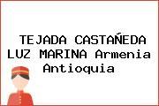TEJADA CASTAÑEDA LUZ MARINA Armenia Antioquia