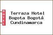 Terraza Hotel Bogota Bogotá Cundinamarca