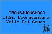 TRANSJUANCHACO LTDA. Buenaventura Valle Del Cauca