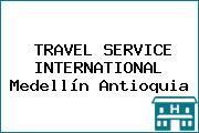 TRAVEL SERVICE INTERNATIONAL Medellín Antioquia
