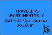 TRAVELERS APARTAMENTOS Y SUITES Cartagena Bolívar