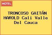 TRONCOSO GAITÁN HAROLD Cali Valle Del Cauca