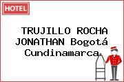 TRUJILLO ROCHA JONATHAN Bogotá Cundinamarca