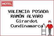VALENCIA POSADA RAMÓN ALVARO Girardot Cundinamarca