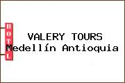 VALERY TOURS Medellín Antioquia
