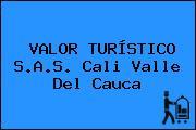 VALOR TURÍSTICO S.A.S. Cali Valle Del Cauca