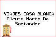 VIAJES CASA BLANCA Cúcuta Norte De Santander