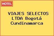 VIAJES SELECTOS LTDA Bogotá Cundinamarca