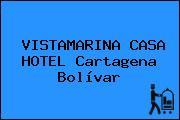 VISTAMARINA CASA HOTEL Cartagena Bolívar