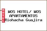 WOS HOTEL/ WOS APARTAMENTOS Riohacha Guajira