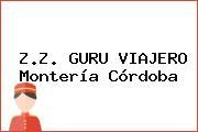 Z.Z. GURU VIAJERO Montería Córdoba