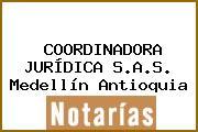 COORDINADORA JURÍDICA S.A.S. Medellín Antioquia