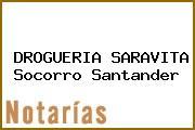 DROGUERIA SARAVITA Socorro Santander
