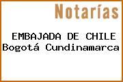 EMBAJADA DE CHILE Bogotá Cundinamarca