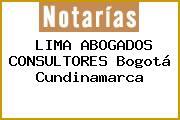 LIMA ABOGADOS CONSULTORES Bogotá Cundinamarca
