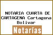 NOTARIA CUARTA DE CARTAGENA Cartagena Bolivar