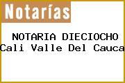 NOTARIA DIECIOCHO Cali Valle Del Cauca