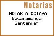 NOTARIA OCTAVA Bucaramanga Santander