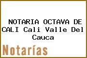 NOTARIA OCTAVA DE CALI Cali Valle Del Cauca
