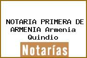 NOTARIA PRIMERA DE ARMENIA Armenia Quindio