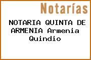 NOTARIA QUINTA DE ARMENIA Armenia Quindio