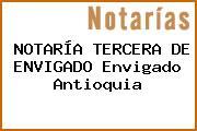 NOTARÍA TERCERA DE ENVIGADO Envigado Antioquia