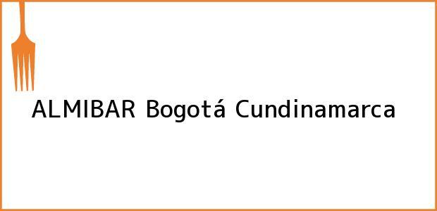 Teléfono, Dirección y otros datos de contacto para ALMIBAR, Bogotá, Cundinamarca, Colombia