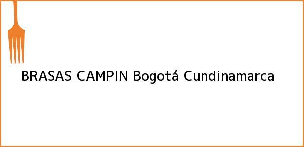 Teléfono, Dirección y otros datos de contacto para BRASAS CAMPIN, Bogotá, Cundinamarca, Colombia