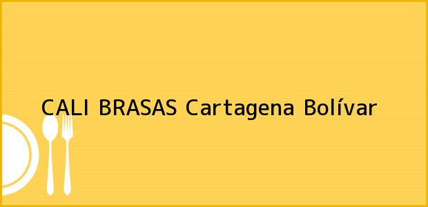 Teléfono, Dirección y otros datos de contacto para CALI BRASAS, Cartagena, Bolívar, Colombia