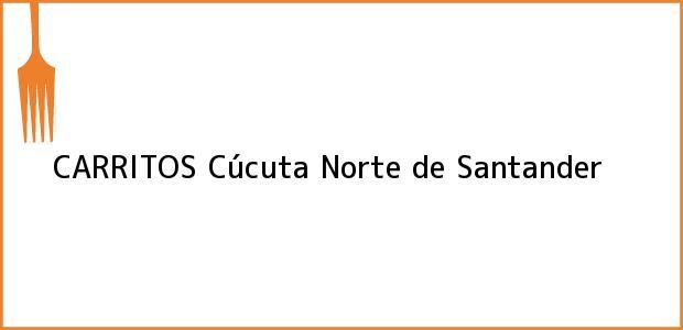 Teléfono, Dirección y otros datos de contacto para CARRITOS, Cúcuta, Norte de Santander, Colombia