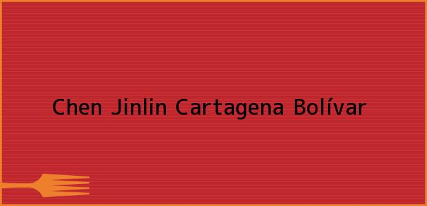 Teléfono, Dirección y otros datos de contacto para Chen Jinlin, Cartagena, Bolívar, Colombia
