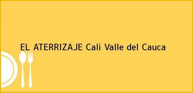 Teléfono, Dirección y otros datos de contacto para EL ATERRIZAJE, Cali, Valle del Cauca, Colombia