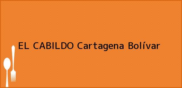 Teléfono, Dirección y otros datos de contacto para EL CABILDO, Cartagena, Bolívar, Colombia