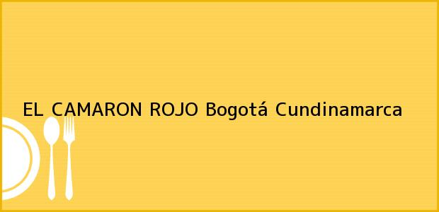 Teléfono, Dirección y otros datos de contacto para EL CAMARON ROJO, Bogotá, Cundinamarca, Colombia