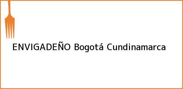 Teléfono, Dirección y otros datos de contacto para ENVIGADEÑO, Bogotá, Cundinamarca, Colombia