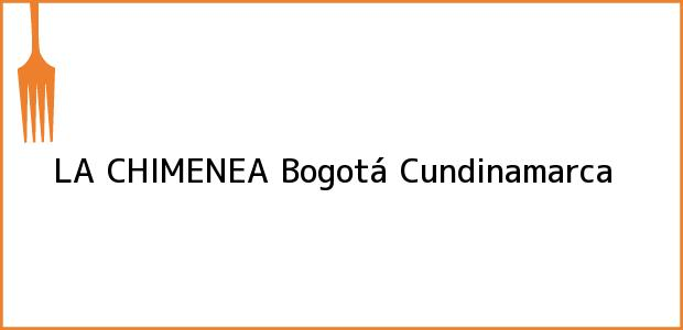Teléfono, Dirección y otros datos de contacto para LA CHIMENEA, Bogotá, Cundinamarca, Colombia