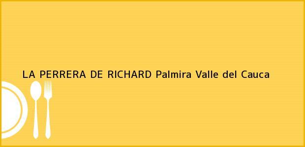 Teléfono, Dirección y otros datos de contacto para LA PERRERA DE RICHARD, Palmira, Valle del Cauca, Colombia