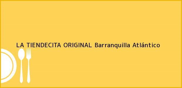 Teléfono, Dirección y otros datos de contacto para LA TIENDECITA ORIGINAL, Barranquilla, Atlántico, Colombia