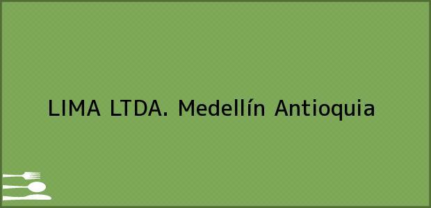 Teléfono, Dirección y otros datos de contacto para LIMA LTDA., Medellín, Antioquia, Colombia