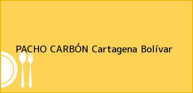 Teléfono, Dirección y otros datos de contacto para PACHO CARBÓN, Cartagena, Bolívar, Colombia