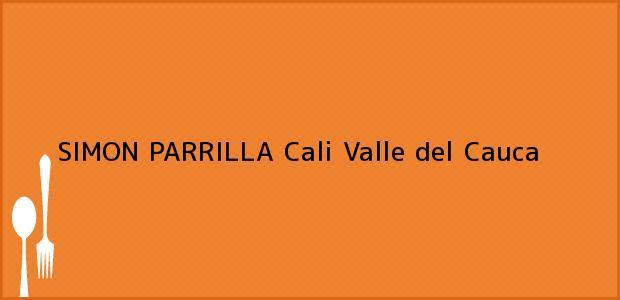 Teléfono, Dirección y otros datos de contacto para SIMON PARRILLA, Cali, Valle del Cauca, Colombia
