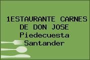 1ESTAURANTE CARNES DE DON JOSE Piedecuesta Santander
