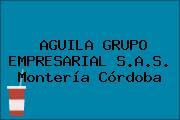 AGUILA GRUPO EMPRESARIAL S.A.S. Montería Córdoba