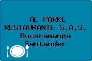 AL PARKE RESTAURANTE S.A.S. Bucaramanga Santander